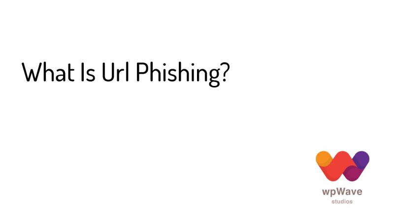 What Is Url Phishing - Banner