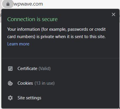 What is URL phishing