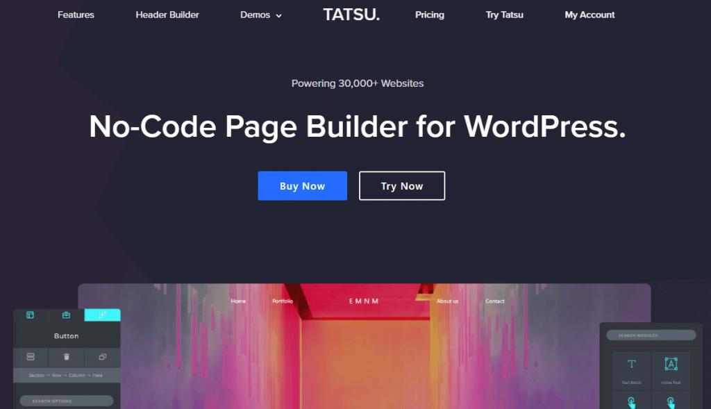tatsu builder